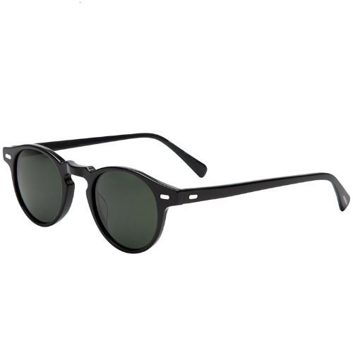 Classy Men Sunglasses Retro Black - Classy Men Collection