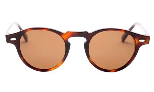 Classy Men Sunglasses Retro Tortoise - Classy Men Collection