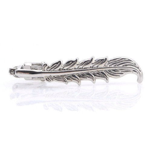 Classy Men Tie Clip feather - Classy Men Collection