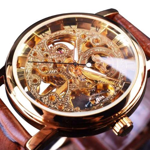 Classy Men Watch Prestige Light/Gold - Classy Men Collection