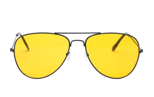 Classy Men Yellow Sunglasses - Classy Men Collection