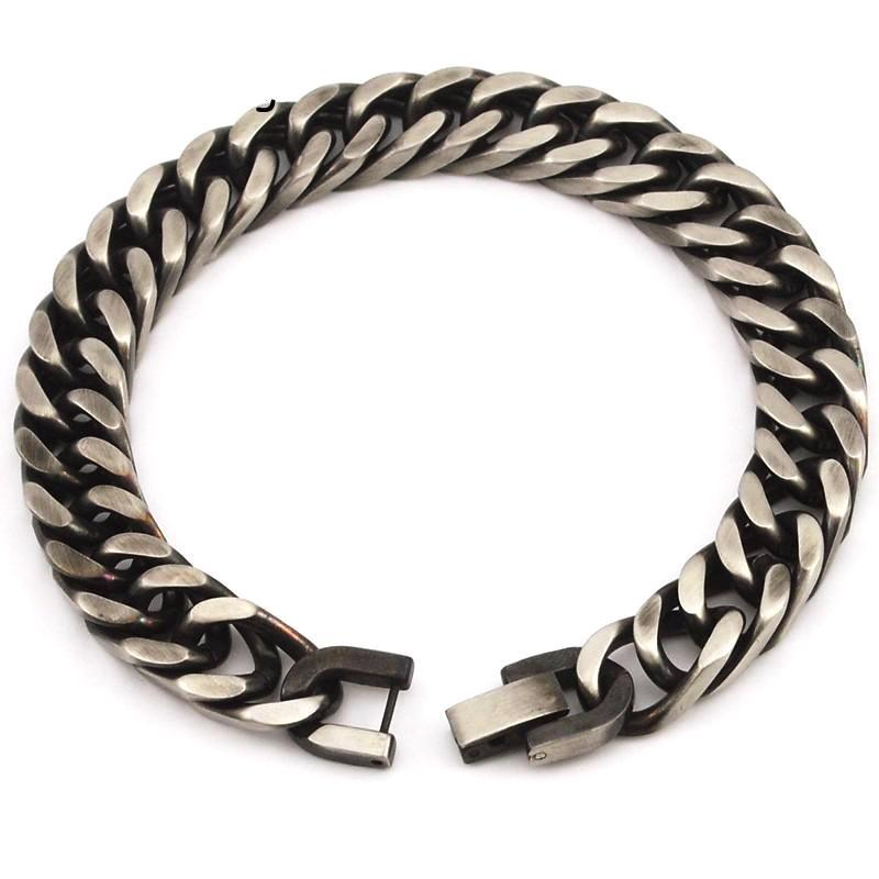 Classy Men Antique Chain Bracelet - Classy Men Collection