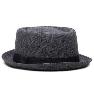 Classy Men Pork Pie Hat - 3 Colors - Classy Men Collection