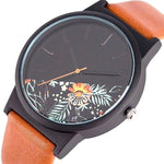 Classy Men Watch Floral - Classy Men Collection
