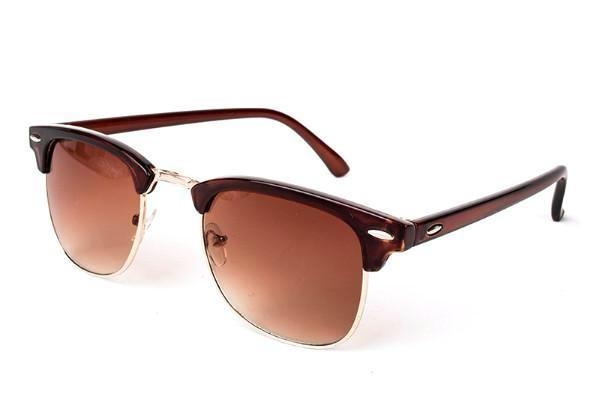 Classy Men Sunglasses Brown - Classy Men Collection