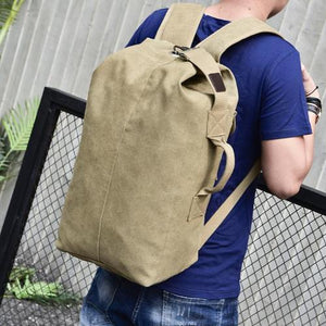 Classy Men Small Rucksack Backpack - 3 Colors - Classy Men Collection