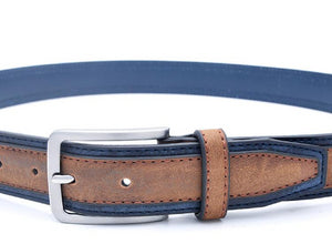 Classy Men Brown Smart Casual Belt - Classy Men Collection
