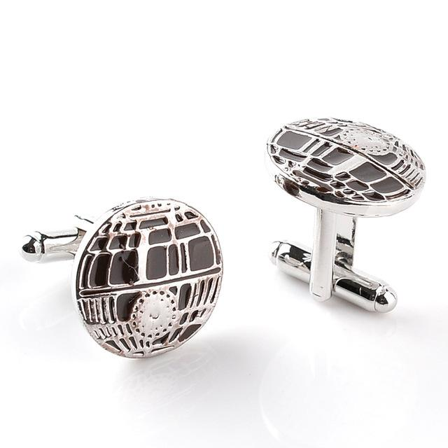 Classy Men Cufflinks Global Ghost - Classy Men Collection