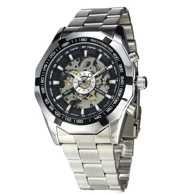 Classy Men Elegant Watch - Classy Men Collection