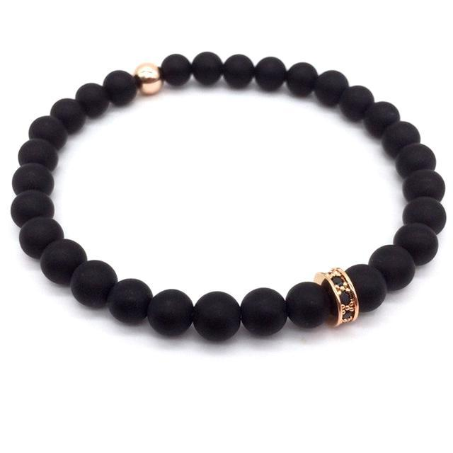 Classy Men Elegant Beaded Bracelet - Classy Men Collection