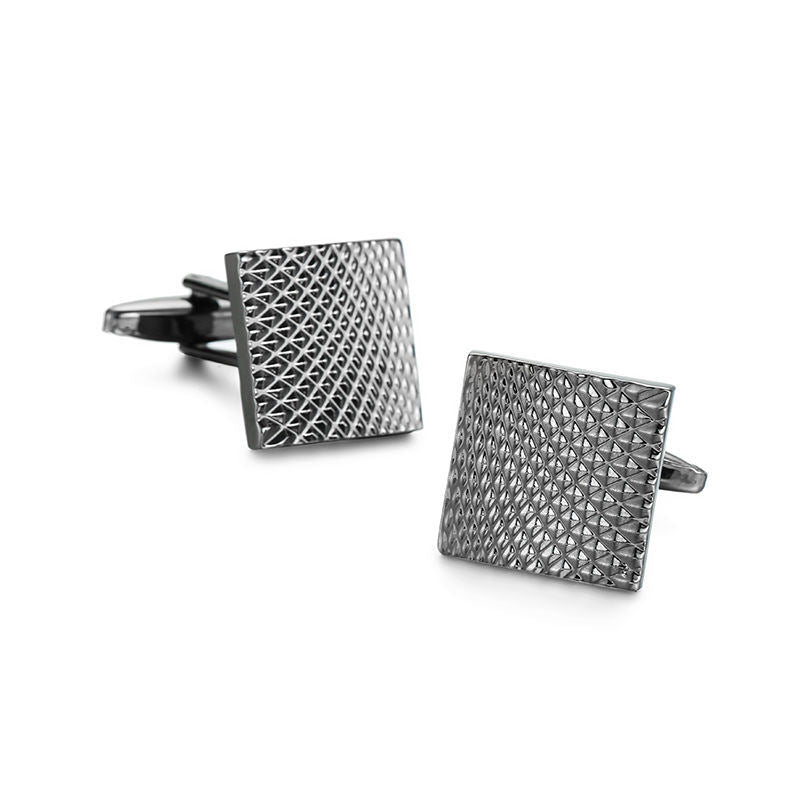 Classy Men Cufflinks Square - Classy Men Collection
