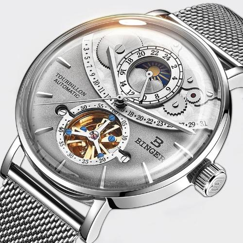 Automatic Tourbillon B600 | 6 Styles - Classy Men Collection