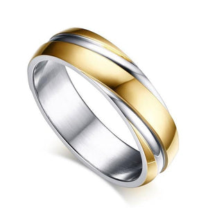 Classy Men Stainless Steel Ring - Classy Men Collection