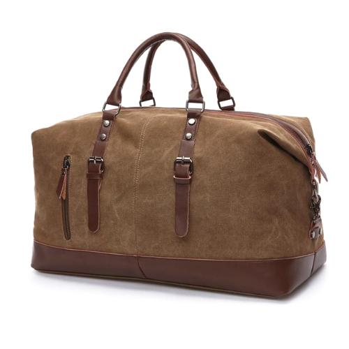 Classy Men Classic Weekend Bag - 4 Colors - Classy Men Collection