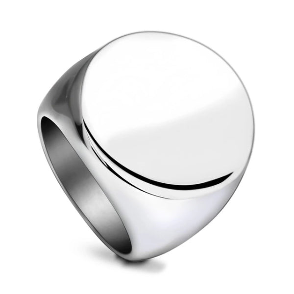 Classy Men 925 Silver Wealth Ring - Classy Men Collection