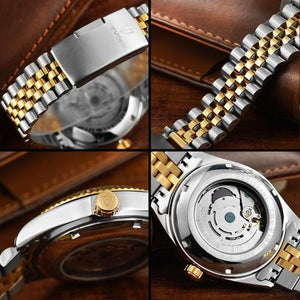 Automatic Chronometer T610 | 4 Styles - Classy Men Collection