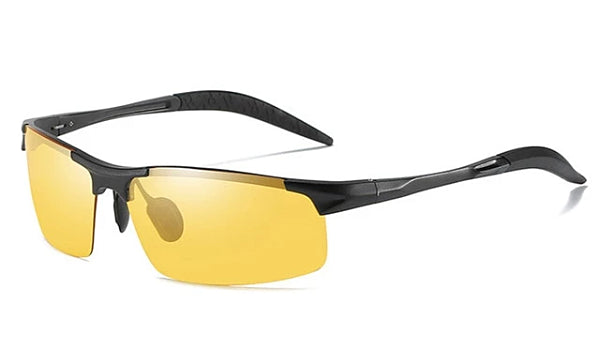 Classy Men Photochromic Cycling Glasses