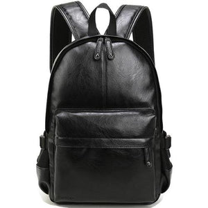 Classy Men Leather Backpack - Classy Men Collection