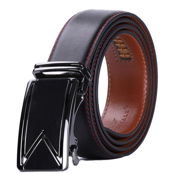 Classy Men Luxury Leather Dress Belt - Classy Men Collection