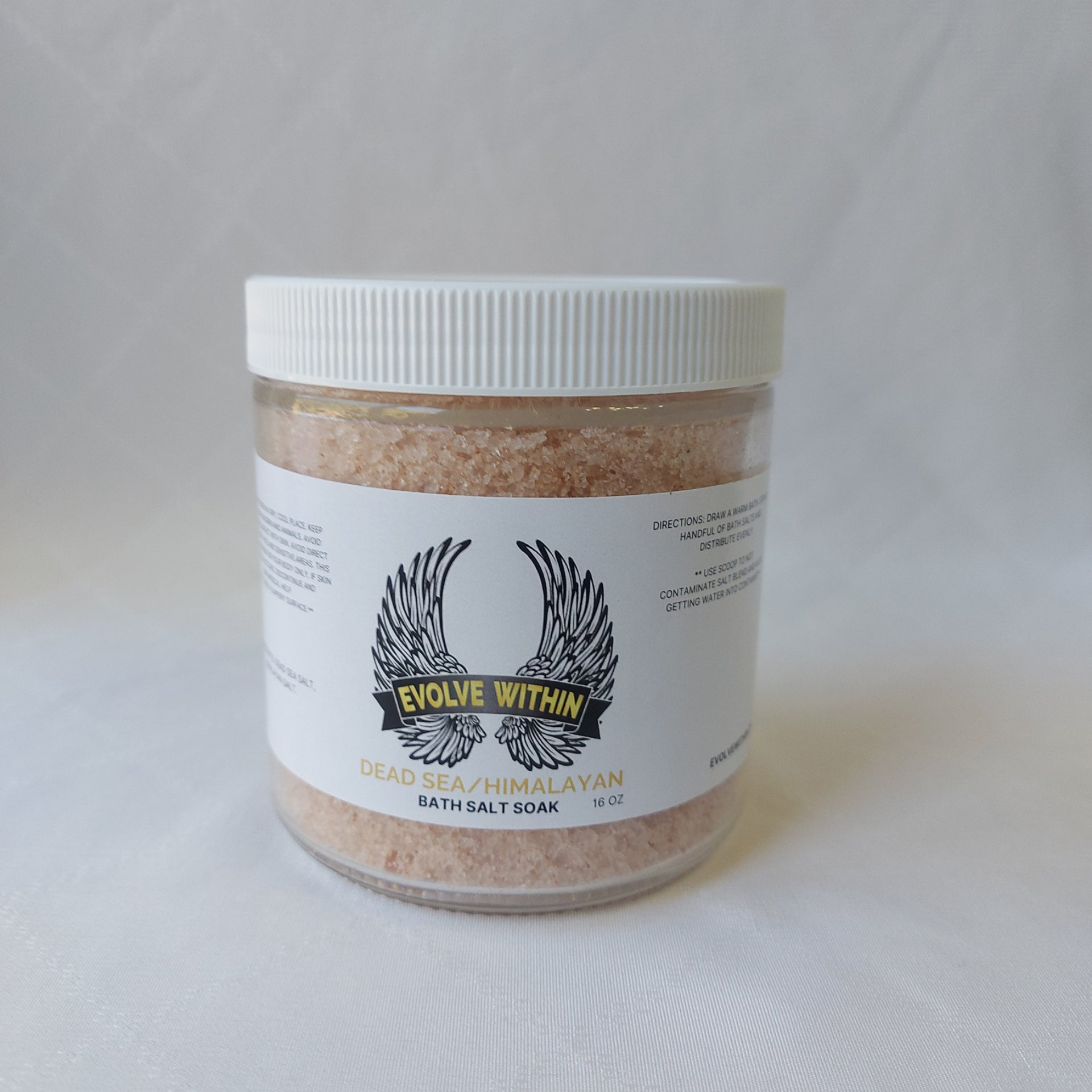 Dead Sea/Himalayan Bath Salt Soak