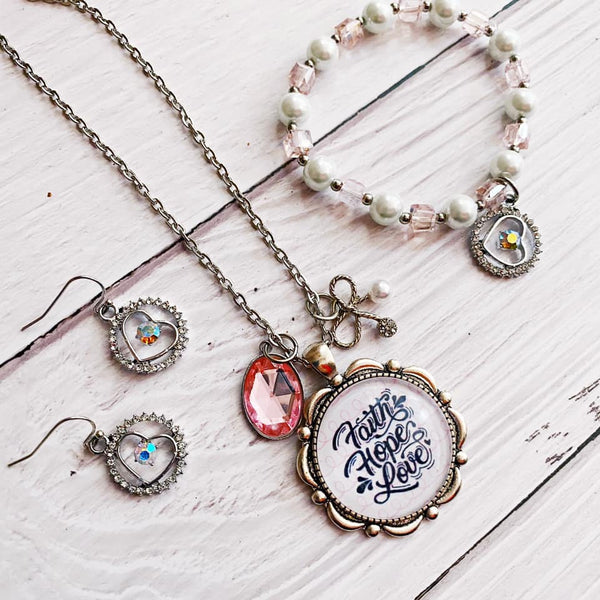 Faith Hope Love Set