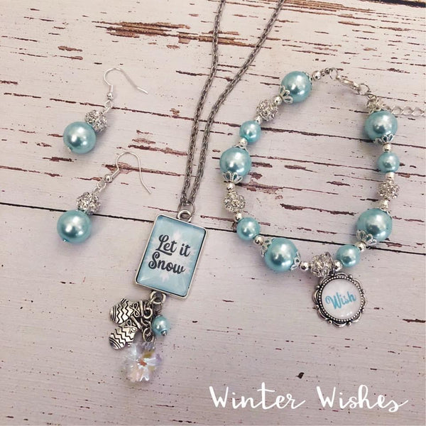 Winter Wishes Sparkle Box Set