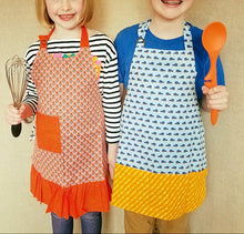 Little Chef Apron - Ruffle