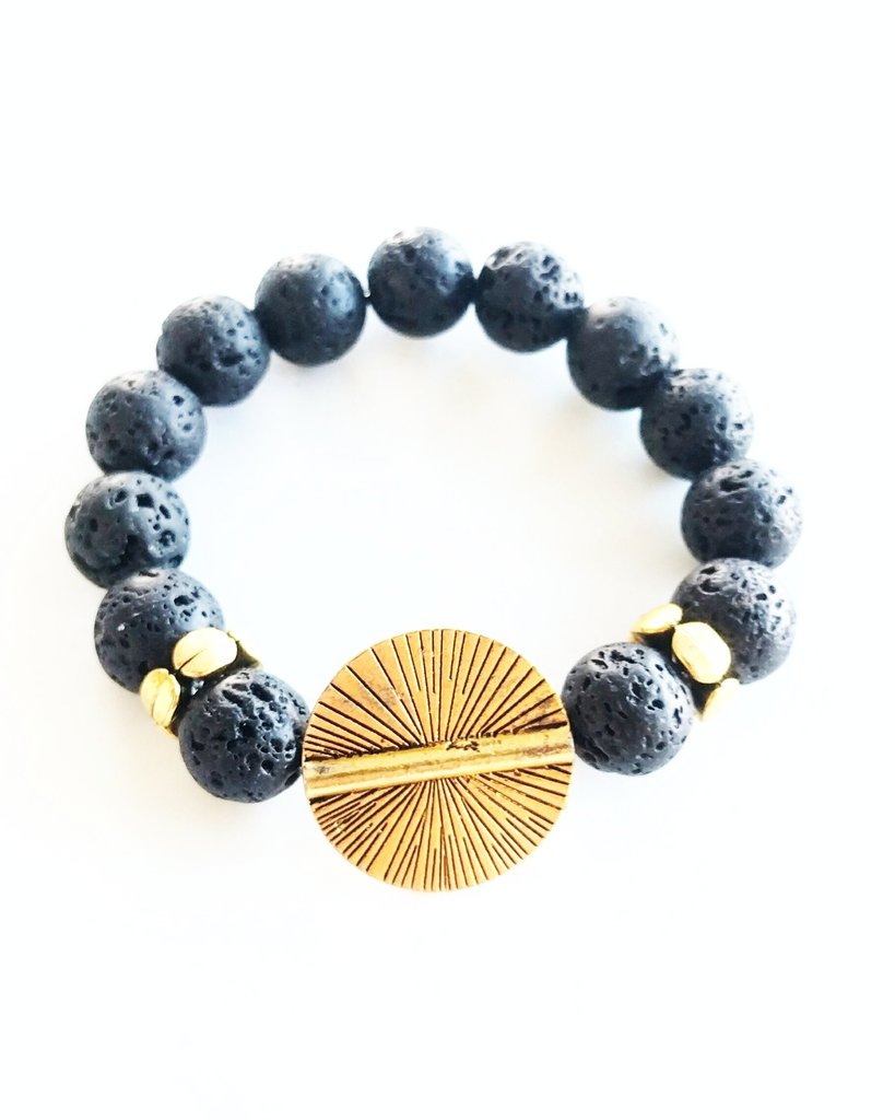 Beaver Bracelet - Essential Oil