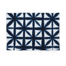 Two Toned Shibori Placemats - Set of 4