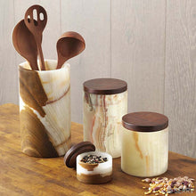 Onyx Utensil Holder