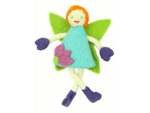 Felted Tooth Fairy Pillows - Fairy Collection