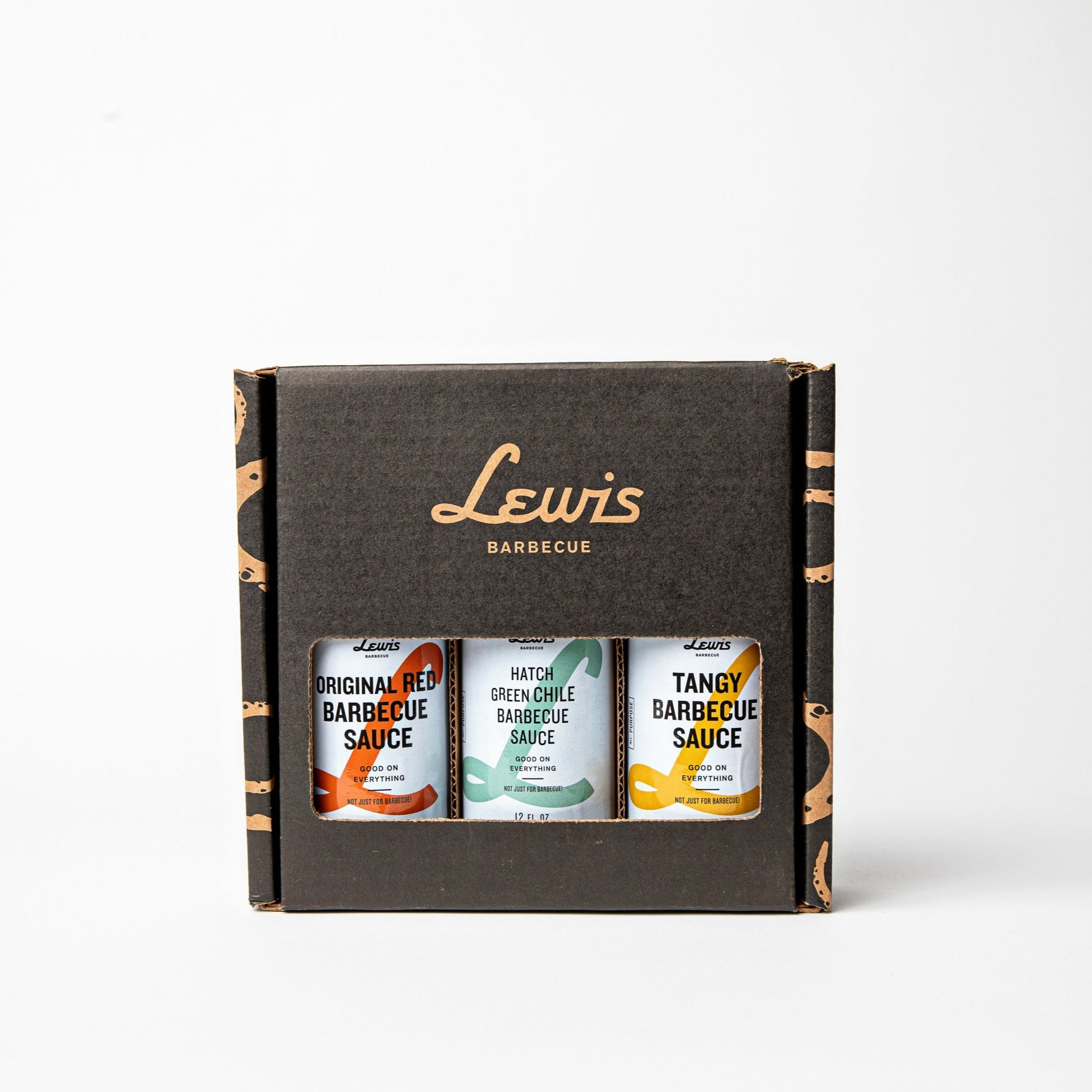 Barbecue Sauce Set - Lewis Barbecue