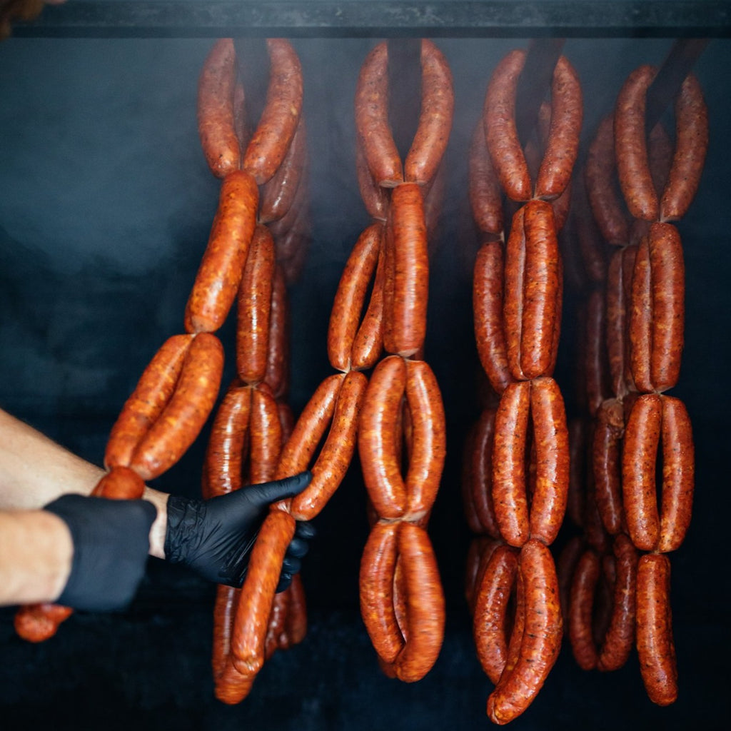 Sausage Party - Lewis Barbecue