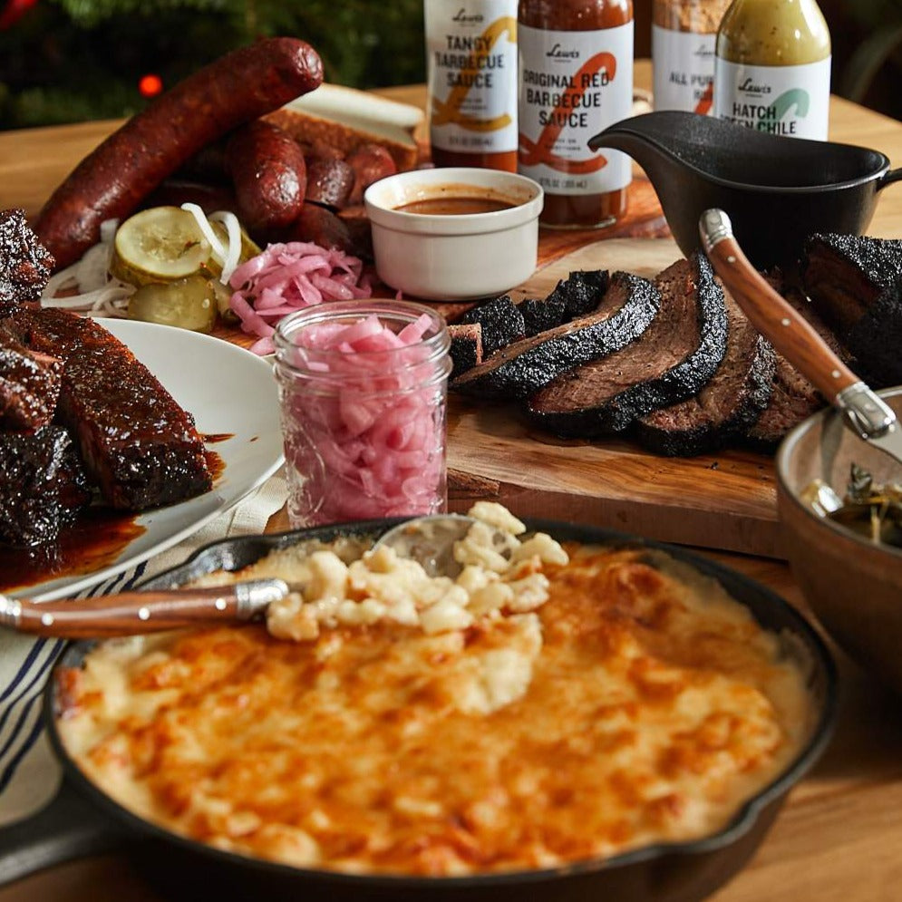 Sides (Pickup) - Lewis Barbecue