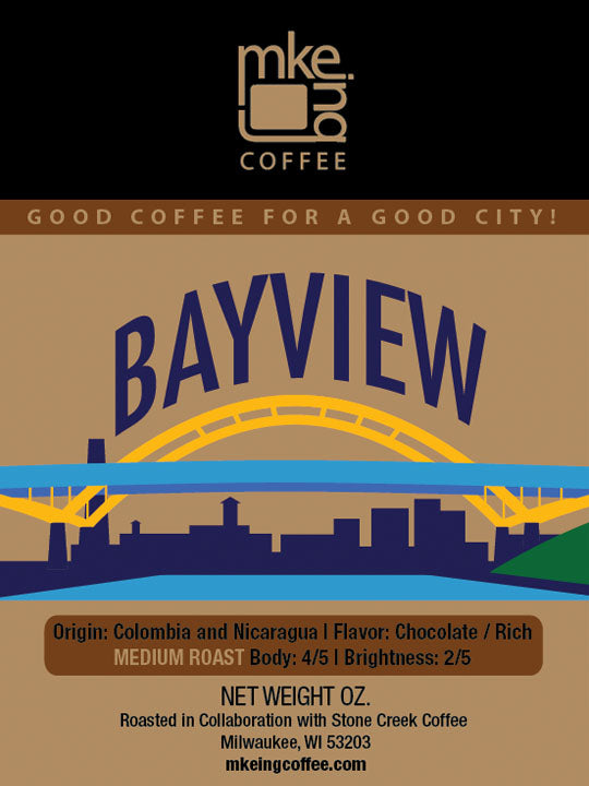 Bayview Medium Roast