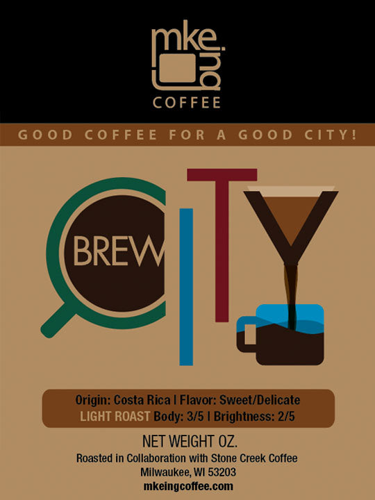 Brew City Light Roast