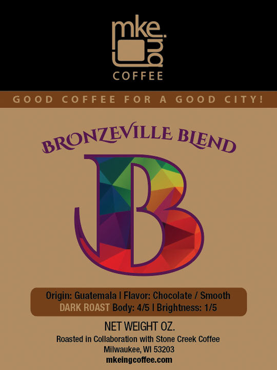 Bronzeville Dark Roast