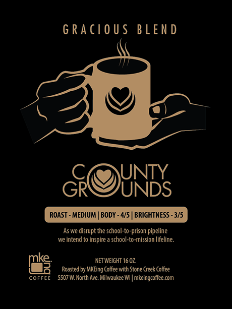County Grounds - Gracious Blend