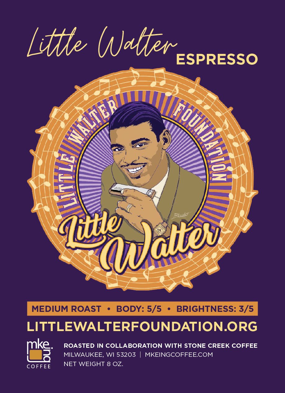 Little Walter Espresso Roast