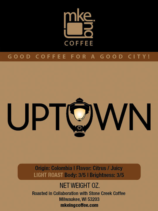 Uptown Medium Light Roast