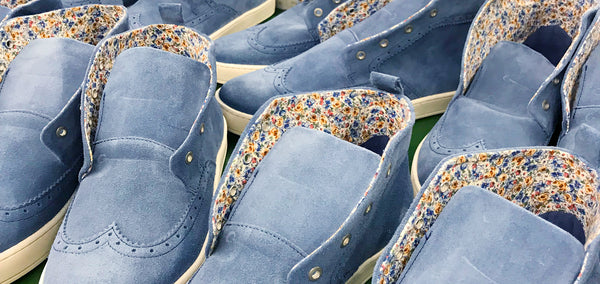 How Our Handcrafted Shoes are Made