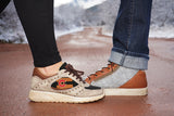Women's Suede Sneakers 5028