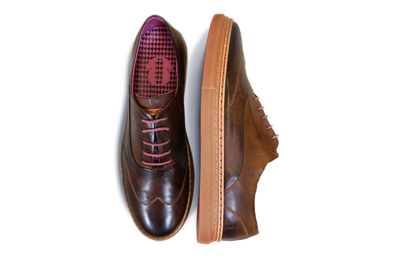 The SweetWater 2.0: Premium Leather Oxford