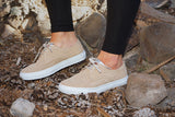 Women's Leather Sneakers 5028