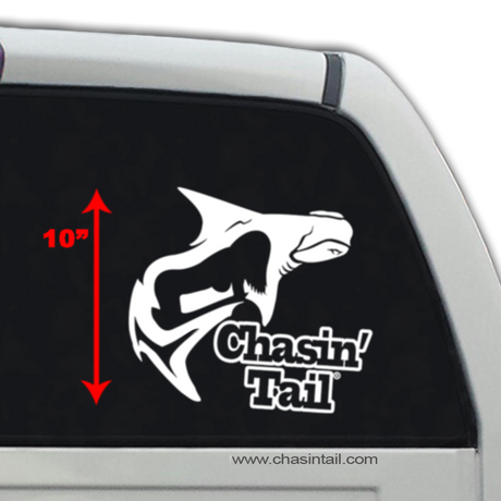 Hammerhead Vinyl Decal
