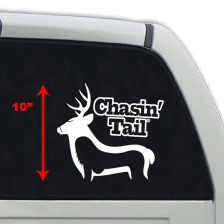 Mule Deer Window Decal