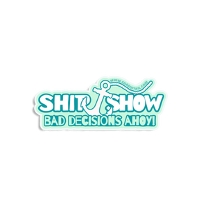 Ship Show Sticker