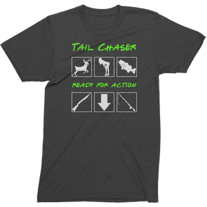 Tail Chaser Tee