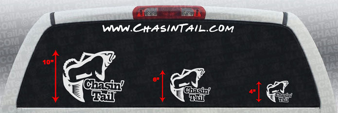 Redfish Vinyl Decal