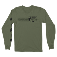 Whitetail Long Sleeve Tee